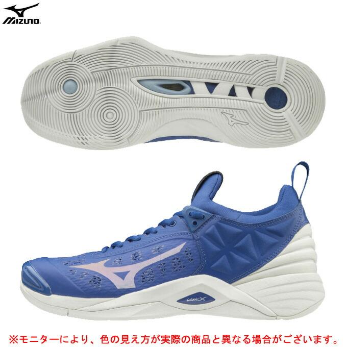 MIZUNO(ミズノ)ウエーブモーメンタム(V1GA1912)(スポーツ/バレーボール/バレーシューズ/屋内シューズ/ローカット/靴/2.5E相当/男女兼用/ユニセックス)