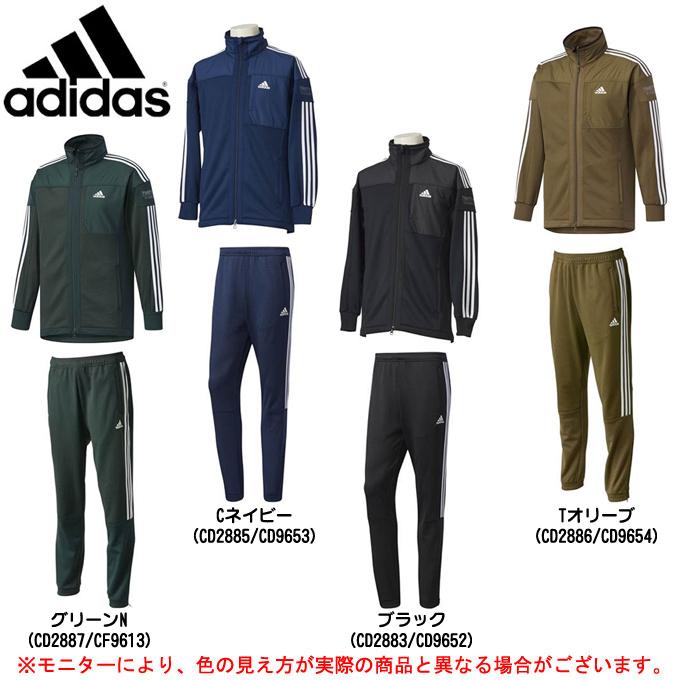 adidas(アディダス)24/7 ハイブリッドウォームアップジャージ 上下セット(ECF36/ECF34)(スポーツ/トレーニング/カジュアル/ジャケット/パンツ/男性用/メンズ)