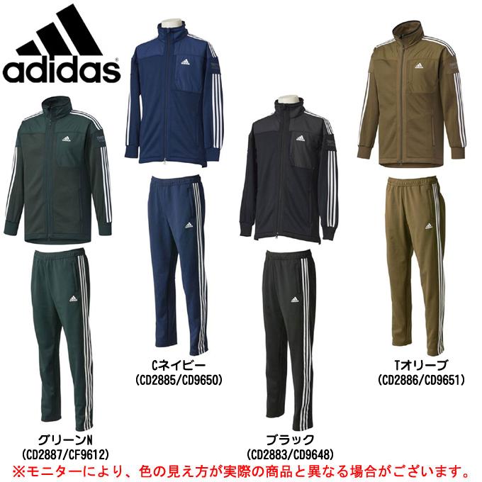 adidas(アディダス)24/7 ハイブリッドウォームアップジャージ 上下セット(ECF36/ECF35)(スポーツ/トレーニング/カジュアル/ジャケット/パンツ/男性用/メンズ)