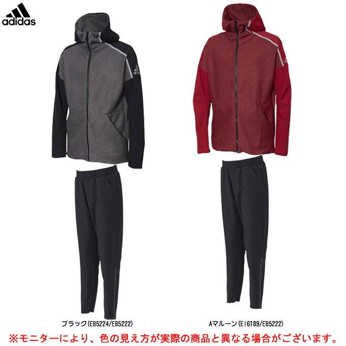 adidas(アディダス)Z.N.E. フーディー ハイブリッドジャケット パンツ 上下セット(FWQ59/FWQ65)(スポーツ/トレーニング/フィットネス/ランニング/カジュアル/男性用/メンズ)
