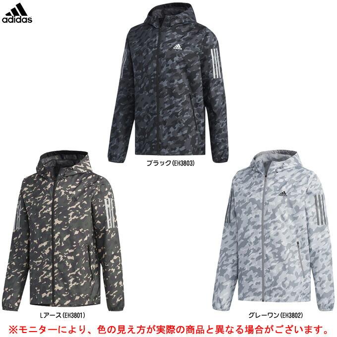 adidas(アディダス)M MUSTHAVES ウーブンAOPカモジャケット(GDU31)(スポーツ/トレーニング/上着/ウェア/ブルゾン/長袖/男性用/メンズ)
