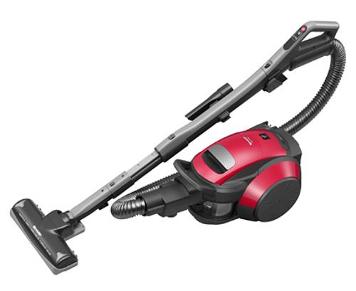 【送料無料】【あす楽対応】 シャープ サイクロン掃除機 EC-FX60T-R レッド系 プラズマクラスター搭載 2段階遠心分離サイクロン 軽量コンパクト ラクラク操作、タービンヘッドタイプ