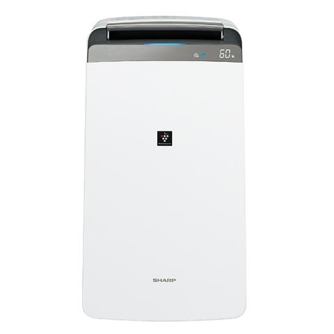 【あす楽対応】【送料無料】 シャープ 衣類乾燥除湿機 除湿器 CV-H180-W ホワイト系 気になる部屋干し衣類の臭いを抑制 高濃度プラズマクラスター7000搭載 コンプレッサー方式