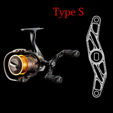 <LIVRE・リブレ> 10th ANNIVERSARY SPINNING TYPE CUSTOM HANDLE 72mmタイプS ダイワ【4580421745316】