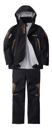 【サンライン】 2020ディアプレックス オールウェザースーツSUW-2009カラー:ブラックサイズ:M【4968813967681】