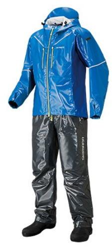 【シマノ】2019SS・3Dマリンスーツ RA-033Rカラー:ブルーサイズ:XL【4969363637710】【メーカー希望小売価格の30%OFF!!】