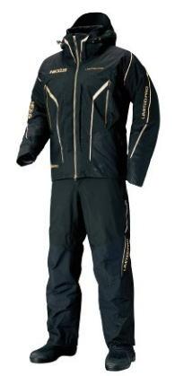 【防寒着】【シマノ】2019NEXUS・GORE-TEX ウォームスーツ LIMITED PRORB-111Sカラー:リミテッドブラック サイズ:M【4969363653925】