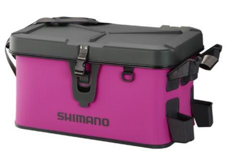 【シマノ】2019ロッドレスト ボートバッグ(ハードタイプ)BK-007Rカラー:ピンクサイズ:27L【4969363649461】