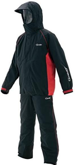 【防寒着】【がまかつ】ライトオールウェザースーツGM-3459カラー:ブラックサイズ:L【4549018452150】