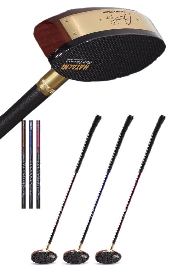 ハタチ グラウンドゴルフクラブ パーシモンクラシック4 BH2913 グランドゴルフ用品