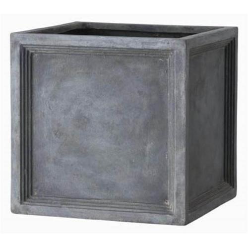 ファイバー樹脂 軽い / LL ブリティッシュ Pキューブ47×H47 EB-18061647【取り寄せ商品】 グリーンポット