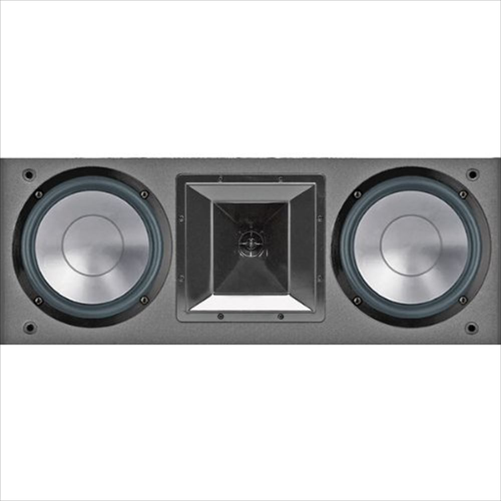 BIC America FH6-LCR Dual 6.5-Inch 175-Watt LCR Speaker スピーカー with Mid High Frequency Horn 送料無料 【並行輸入品】