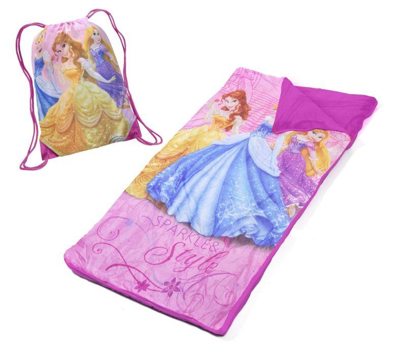 ディズニー プリンセス 寝袋セットDisney Princess Slumber Bag Set 送料無料 【並行輸入品】