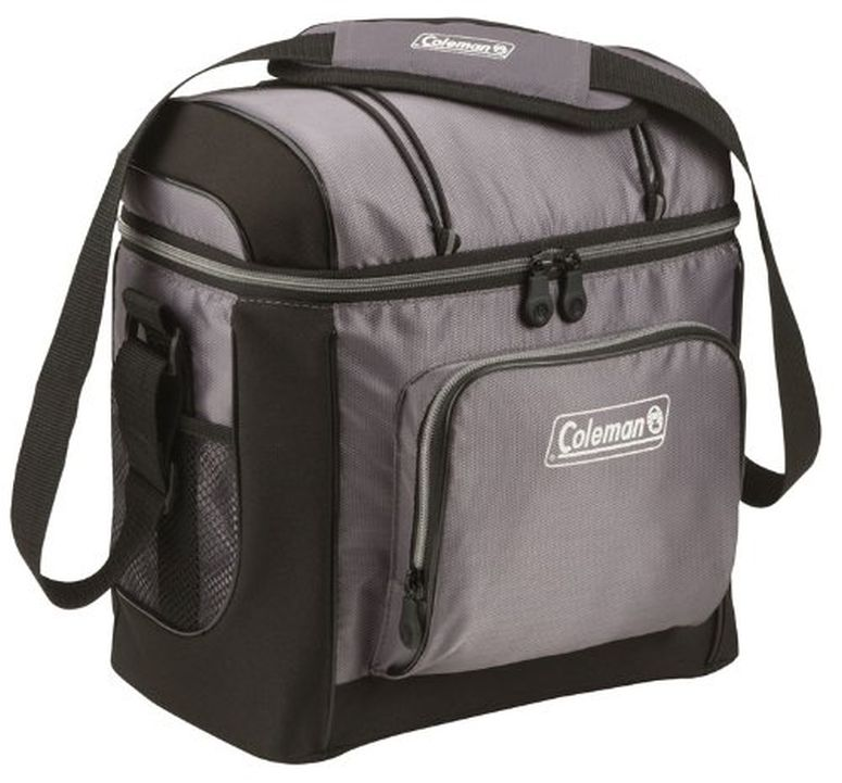 Coleman 16-Can Soft Cooler With Hard Liner アウトドア クーラーボックス 送料無料 【並行輸入品】