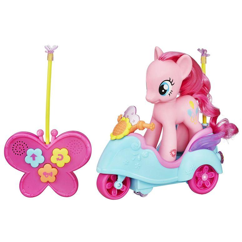 My Little Pony Pinkie Pie RC Scooter 送料無料 【並行輸入品】