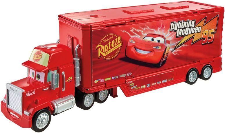 カーズ Cars マックアクションドライバーズ プレイセット 玩具 ピクサー