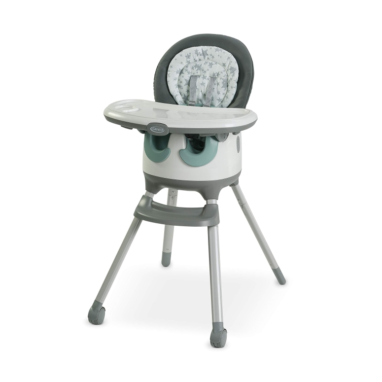 Graco グレコ スイング Oskar Graco Floor2Table 7 in 1 High Chair | Converts to an Infant Floor Seat, Booster Seat, Kids Table and More, Oskar 送料無料 【並行輸入品】