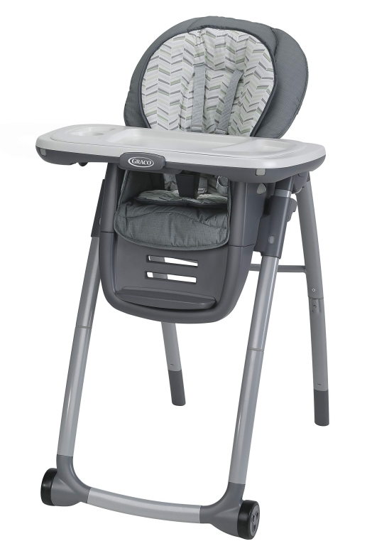 Graco グレコ 子供用ハイチェア Landry ベビーチェア 子供用チェア イス 子供椅子 Graco Table2Table Premier Fold 7 in 1 Convertible High Chair | Converts to Dining Booster Seat, Kids Table and More, Landry 送料無料 【並行輸入品】