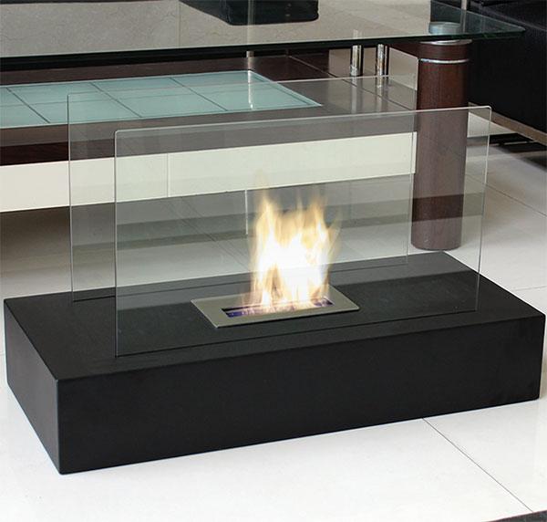 バイオエタノール暖炉 ≪ecosmart fire≫ - …