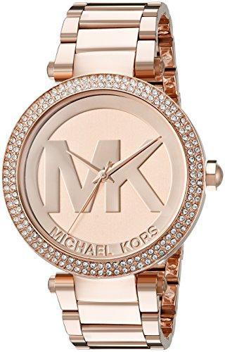 マイケルコース Michael Kors 女性用 腕時計 レディース ウォッチ ローズゴールド MK5865 プレゼント おしゃれ かわいい 送料無料 【並行輸入品】