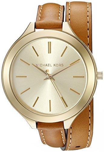 マイケルコース Michael Kors 女性用 腕時計 レディース ウォッチ ブラウン MK2256 プレゼント おしゃれ かわいい 送料無料 【並行輸入品】
