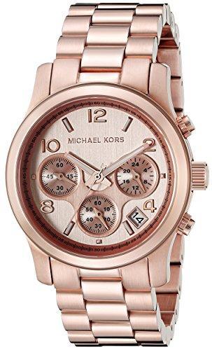 マイケルコース Michael Kors 女性用 腕時計 レディース ウォッチ ゴールド MK5128 プレゼント おしゃれ かわいい 送料無料 【並行輸入品】