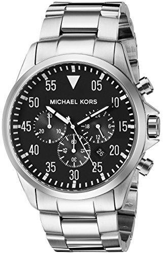 マイケルコース Michael Kors 男性用 腕時計 メンズ ウォッチ シルバー MK8413 プレゼント おしゃれ かわいい 送料無料 【並行輸入品】
