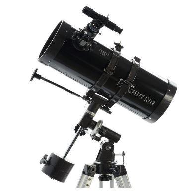 セレストロン製 Celestron 127EQ パワー シーカー テレスコープ 127EQ PowerSeeker Telescope 【 本格的 望遠鏡 望遠 架台 赤道儀式モデル 】 送料無料 【並行輸入品】
