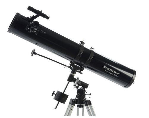 セレストロン製 Celestron 21045 114mm イークワトリアル パワーシーカー テレスコープ 114mm Equatorial PowerSeeker Telescope 【 本格的 初心者 望遠鏡 望遠 架台 赤道儀式モデル 】 送料無料 【並行輸入品】