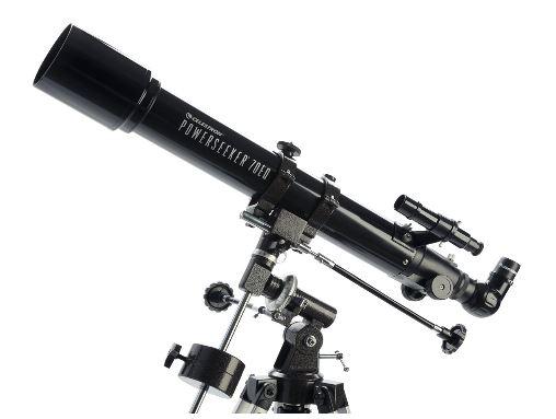 セレストロン製 Celestron 21037 パワーシーカー 70EQ テレスコープ PowerSeeker 70EQ Telescope 【 本格的 初心者 望遠鏡 望遠 架台 赤道儀式モデル 】 送料無料 【並行輸入品】