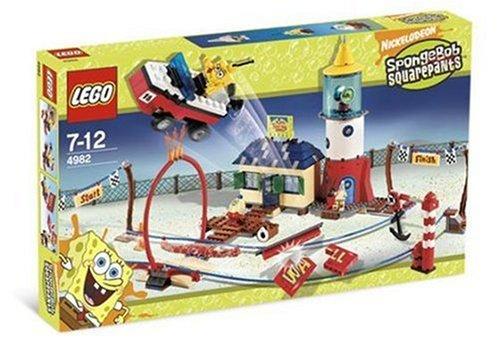 レゴ LEGO スポンジボブ Mrs. Puff's Boating School 【 組み立て ブロック おもちゃ 玩具 フィギュア 】 送料無料 【並行輸入品】