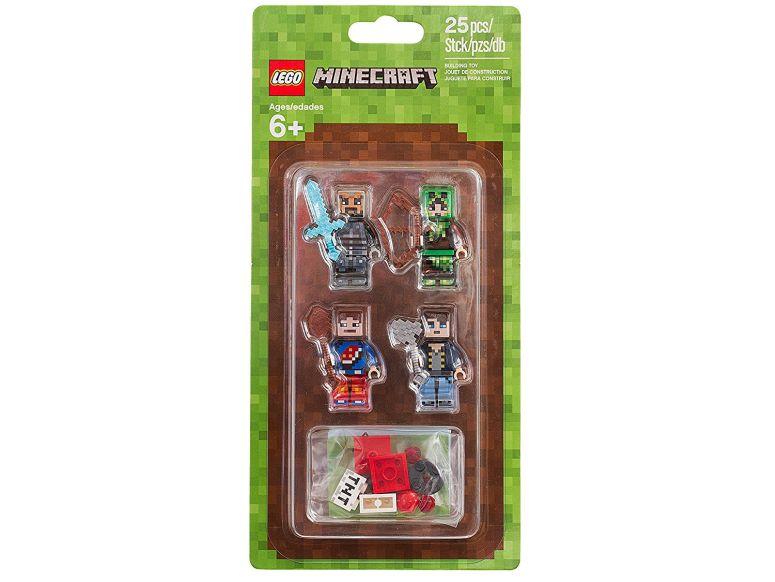 マインクラフト Minecraft 【並行輸入品】 レゴ レゴブロック 【 送料無料 Skin LEGO 】 853609 ブロック マインクラフトシリーズ LEGO製 レゴ マイクラ Pack