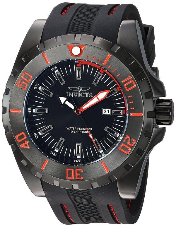 インビクタ Invicta インヴィクタ 男性用 腕時計 メンズ ウォッチ プロダイバーコレクション Pro Diver Collection ブラック 23735 送料無料 【並行輸入品】