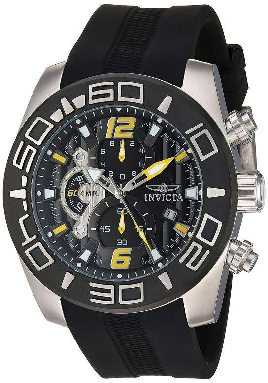 インビクタ Invicta インヴィクタ 男性用 腕時計 メンズ ウォッチ プロダイバーコレクション Pro Diver Collection ブラック 22809 送料無料 【並行輸入品】