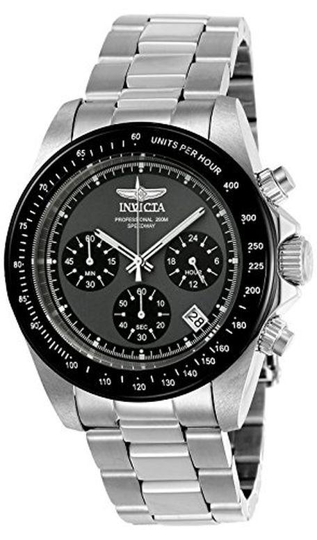 インビクタ Invicta インヴィクタ 男性用 腕時計 メンズ ウォッチ グレー 23123 送料無料 【並行輸入品】