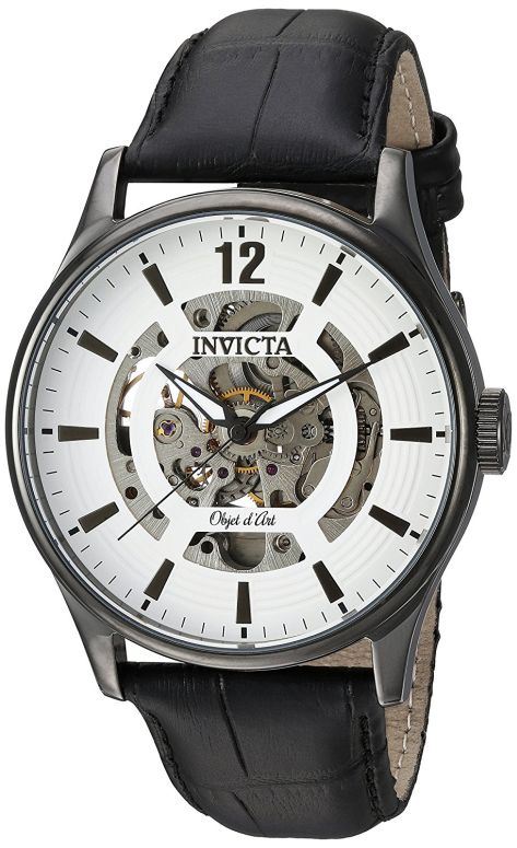 インビクタ Invicta インヴィクタ 男性用 腕時計 メンズ ウォッチ ホワイト 22597 送料無料 【並行輸入品】