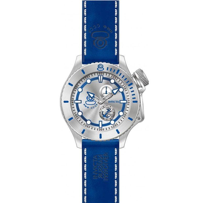インビクタ Invicta インヴィクタ 男性用 腕時計 メンズ ウォッチ ロシアンダイバーコレクション Russian Diver Collection シルバー 22008 送料無料 【並行輸入品】