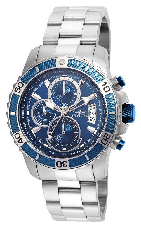 インビクタ Invicta インヴィクタ 男性用 腕時計 メンズ ウォッチ プロダイバーコレクション Pro Diver Collection ブルー 22413 送料無料 【並行輸入品】