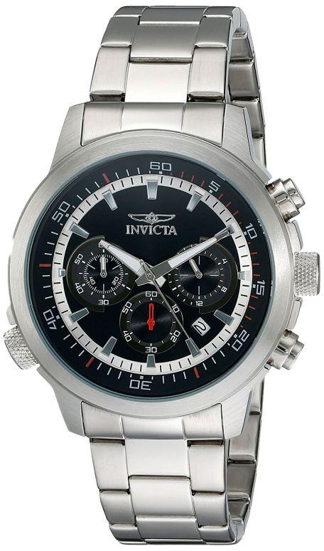インビクタ Invicta インヴィクタ 男性用 腕時計 メンズ ウォッチ ブラック 19237 送料無料 【並行輸入品】