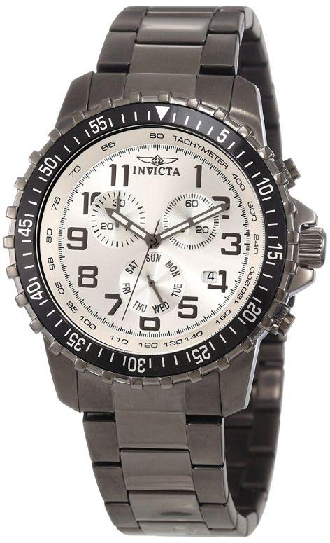 インビクタ Invicta インヴィクタ 男性用 腕時計 メンズ ウォッチ クロノグラフ シルバー 11370 送料無料 【並行輸入品】
