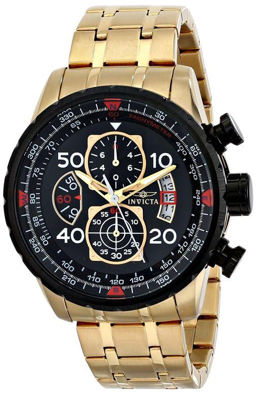インビクタ Invicta インヴィクタ 男性用 腕時計 メンズ ウォッチ ブラック 17206 送料無料 【並行輸入品】