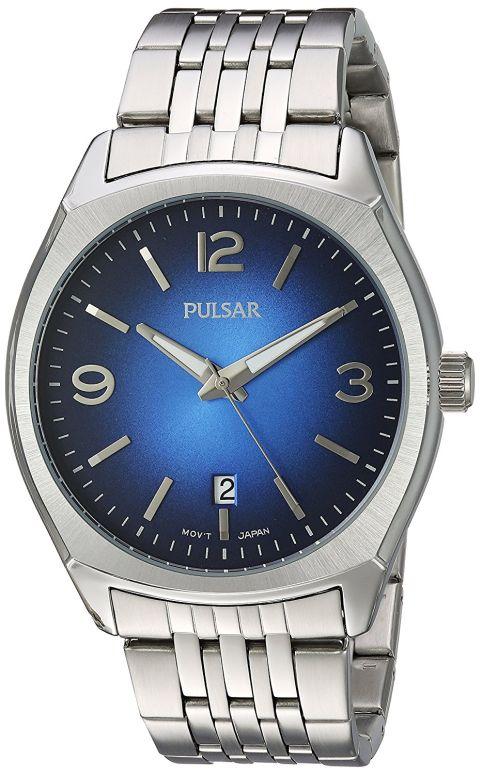 セイコー パルサー SEIKO 男性用 腕時計 メンズ ウォッチ ブルー PS9487 送料無料 【並行輸入品】