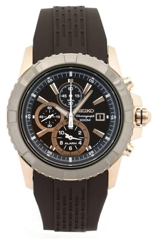 セイコー SEIKO 男性用 腕時計 メンズ ウォッチ ブラック SNAE16P1 送料無料 【並行輸入品】