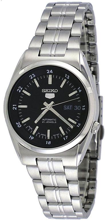 セイコー SEIKO 男性用 腕時計 メンズ ウォッチ ブラック SNK567J1 送料無料 【並行輸入品】