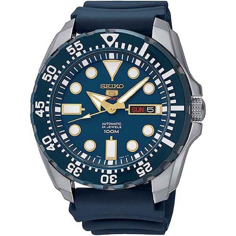 セイコー SEIKO 男性用 腕時計 メンズ ウォッチ ブルー SRP605K2 送料無料 【並行輸入品】