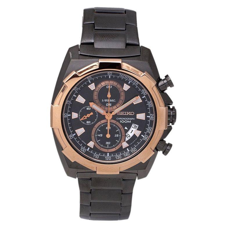 セイコー SEIKO 男性用 腕時計 メンズ ウォッチ ブラック SNDD54 送料無料 【並行輸入品】
