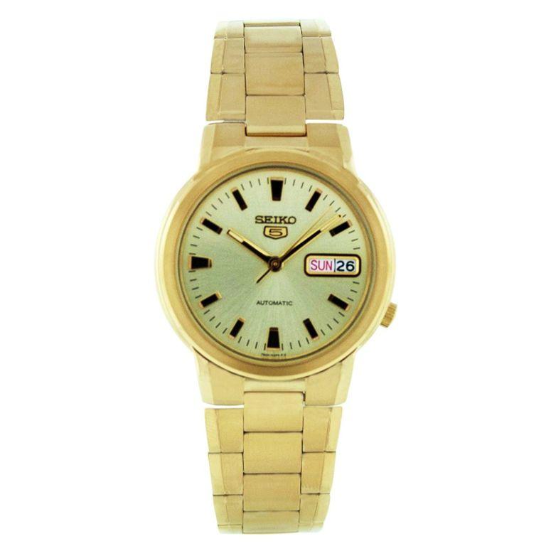 セイコー SEIKO 男性用 腕時計 メンズ ウォッチ ゴールド SNXE92 送料無料 【並行輸入品】