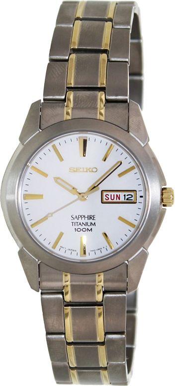 セイコー SEIKO 男性用 腕時計 メンズ ウォッチ ホワイト SGG733P1 送料無料 【並行輸入品】