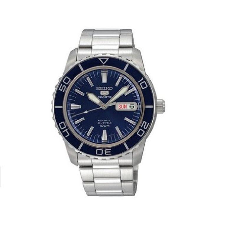 セイコー 5 SEIKO 男性用 腕時計 メンズ ウォッチ ブルー SNZH53 送料無料 【並行輸入品】