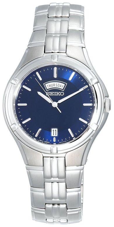 セイコー SEIKO 男性用 腕時計 メンズ ウォッチ ブルー SGEE37 送料無料 【並行輸入品】